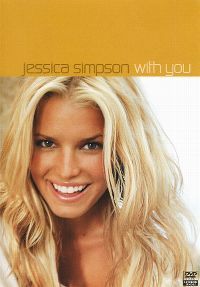 Cover Jessica Simpson - With You [DVD]